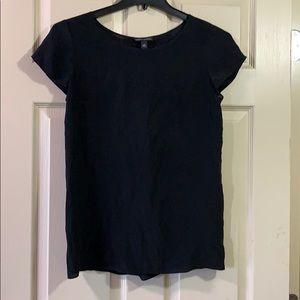 Banana Republic Medium blouse - black